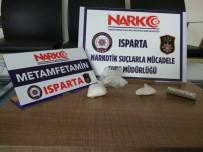 METAMFETAMİN - Isparta'da Uyuşturucu Operasyonu