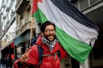 FILISTIN - İsrail Zulmüne Karşı, İsveç'ten Filistin'e Yürüyor