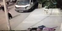 TEKSTİL ATÖLYESİ - İstanbul'da Dehşet Anları Kamerada Açıklaması 1 Ölü, 2 Yaralı