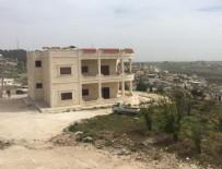 Afrin Operasyonu - İşte PKK'lı yöneticilerin lüks villaları
