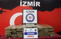 METAMFETAMİN - İzmir'de 22 Zehir Taciri Tutuklandı