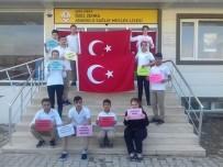 SAĞLIK MESLEK LİSESİ - Kaman'dan Şanlıurfa'ya Türk Bayrağı