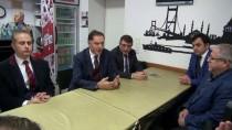 GEÇMİŞ OLSUN - Kamu Başdenetçisi Malkoç Almanya'da Açıklaması