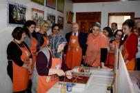 SITKI KOÇMAN ÜNİVERSİTESİ - Kanseri Yendiler, Ebru Sanatı İle Yaşama Tutundular