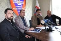 BİZ DE VARIZ - Karabükspor'da Ünal Karaman Dönemi Resmen Başladı