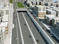 KÖSEKÖY - Karamürsel'e Tünel Geçişli Kavşak Geliyor