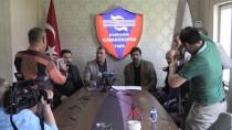 ÜNAL KARAMAN - Kardemir Karabükspor, Karaman'la Resmi Sözleşme İmzaladı