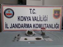 UYUŞTURUCU OPERASYONU - Konya'da Uyuşturucu Operasyonu Açıklaması  7 Gözaltı