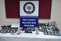 ALıŞVERIŞ - Kredi Kartı Dolandırıcılarına Operasyon Açıklaması 26 Gözaltı