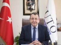TİCARET ODASI - Kuşadası Ticaret Odası Başkanı Serdar Akdoğan'dan Değerlendirme