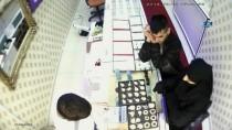 ZİYNET EŞYASI - Kuyumcudaki Hırsızlık Güvenlik Kamerasında