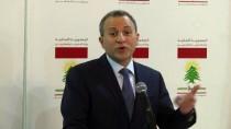 YASA TASARISI - Lübnan Dışişleri Bakanı'ndan 'Kısıtlı Vatandaşlık Hakkı' Açıklaması