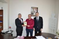 BANDIRMASPOR - Mehmetçik Vakfı'ndan Bandırmaspor'a Teşekkür Plaketi