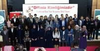 MEHMET AKİF ERSOY - Meram'da 'Dilimiz Kimliğimizdir' Yarışmasının Ödülleri Verildi