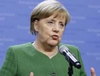 SIĞINMACILAR - Merkel'den Türkiye açıklaması: Her zaman savunacağım