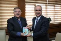 MÜLKIYE - Merkez Valisi Yılmaz'dan Başkan Aydın'a Ziyaret