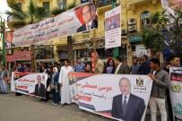AHMED ŞEFİK - Mısır Cumhurbaşkanı Sisi Açıklaması 'Seçimlerde Daha Fazla Aday İstiyorum. Fakat Ülke Buna Hazır Değil'