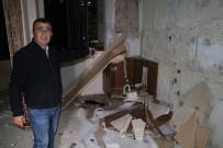UĞUR MUMCU - Müteahhitle Anlaşamayan Apartman Sakinleri Karot Raporuyla Karanlığa Mahkum Oldu