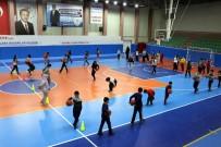 MİLLİ BASKETBOLCU - Nevşehir'de Geleceğin Basketbolcuları Yetişiyor