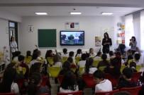 ATAYURT - Öğrencilere Camın Geri Dönüşümü Eğitimi