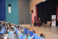 TEKFEN - Öğrencilere Sağlıklı Beslenmenin Önemi Anlatıldı