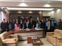 EĞİTİM HAYATI - Öğrencilerin Adliye Ziyareti