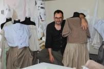 BAHAR TEMİZLİĞİ - Perdeden Havluya Eski Malzemeler Kıyafetlere Dönüşüyor
