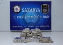 EROIN - Peynir Bidonlarının İçindeki Uyuşturucu Sevkıyatına Polis Engeli