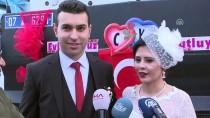MÜNIR KARALOĞLU - Polis Memuru, Kendisini Kaza İle Vuran Meslektaşıyla Evlendi