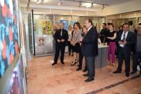 ALI ARSLANTAŞ - 'Resim Dostları' Karma Resim Sergisi ESOGÜ'de Ziyarete Açıldı
