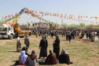 ZIRHLI ARAÇLAR - Şanlıurfa'da Nevruz Kutlamalarına Halk İlgi Göstermedi