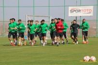 AHMET BULUT - Şanlıurfaspor Karşıyaka Maçının Hazırlıklarını Sürdürüyor
