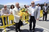 İŞADAMLARI - Sığacık - Samos Seferleri 20 Nisan'da Başlıyor
