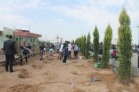 Silopi'de Okul Bahçesinde Hatıra Ormanı Oluşturuldu