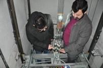 TAŞPıNAR - Simav'da Asansör Montaj Ve Yetkili Servisleri Denetlendi
