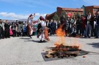 YABANCI ÖĞRENCİLER - Sivas Ve Tokat'ta Nevruz Coşkusu