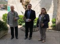 NEVRUZ - Söke Rotary Kulüp'ten Okullara Fıstık Çamı Fidanı