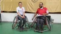TEKERLEKLİ SANDALYE BASKETBOL - Tekerlekli Sandalye Sporcularının Büyük Başarısı