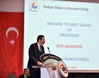 ERCAN YILMAZ - TOBB Başkanı Hisarcıklıoğlu'ndan Girişimcilere Tavsiyeler