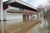 KıRKPıNAR - Tunca Nehri'nde 'Turuncu Alarm'