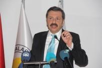 İBRAHIM KARAOSMANOĞLU - Türkiye Odalar Ve Borsalar Birliği Başkanı Rıfat Hisarcıklıoğlu Açıklaması