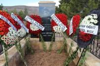 ANMA TÖRENİ - Ünlü Halk Ozanı Aşık Veysel Mezarı Başında Anıldı