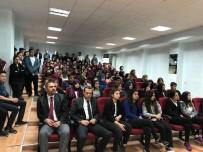 SINAV SİSTEMİ - Vedat Topçuoğlu Lisesi Süleyman Beledioğlu'nu Ağırladı