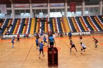 AKIF ÜSTÜNDAĞ - Voleybolda 1. Lig'e Yükselen 4 Takım Belli Oldu