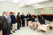 PEYAMİ BATTAL - YYÜ'de 'Bilgisayar Laboratuvarı' Açıldı