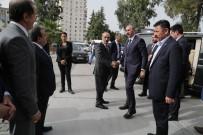 ADANA VALİSİ - Adalet Bakanı Gül, Vali Demirtaş'ı Ziyaret Etti