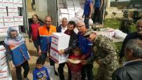 AFRİN - Afrin Halkının Yüzü Gülüyor