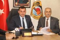 PERİYODİK BAKIM - Alanya'da Asansör Ve Muayene İşbirliği Protokolü