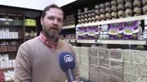 BELÇIKA - Araplar Türk Kahveli, Avrupalılar Antep Fıstıklı Helva Seviyor