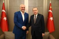 ARNAVUTLUK - Arnavutluk Başbakanı Rama'yı Kabul Etti